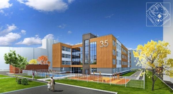 Проект новой школы